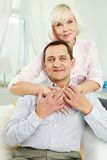 Senior family Royalty Free Stock Images