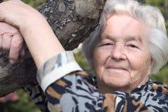 Senior female Royalty Free Stock Image