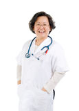 Senior female doctor Royalty Free Stock Photography