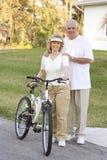Senior Fitness Stock Image