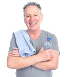 Senior fitness Royalty Free Stock Photo