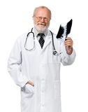 Senior friendly orthopaedic Stock Photos