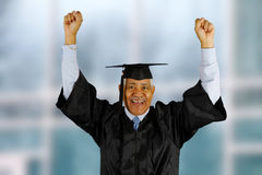 Senior Graduate Stock Photography