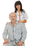 Senior Healthcare Stock Image
