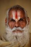 Senior Indian Man, Portrait Royalty Free Stock Photography