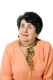 Senior lady portrait Stock Images