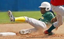 Senior league baseball world series aruba slider royalty free stock photos