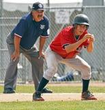 Senior league baseball world series lead Stock Photography