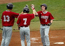 Senior league baseball world series maine congrats Stock Photography