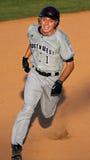 Senior league baseball world series runner Royalty Free Stock Image