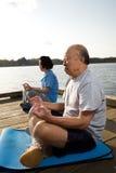 Senior lifestyle Stock Photo