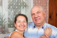 Senior love Royalty Free Stock Images