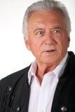 Senior male portrait Royalty Free Stock Image