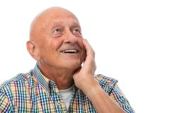 Senior man Royalty Free Stock Images