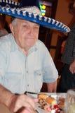 Senior man Stock Image
