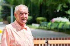 Free Senior Man Stock Image - 36527951