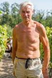 Senior man Royalty Free Stock Images