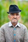 Senior man outdoor Royalty Free Stock Photo