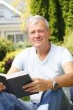 Senior man portrait Royalty Free Stock Image