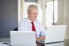 Senior managing director Stock Photography