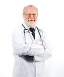 Senior medical doctor Royalty Free Stock Images