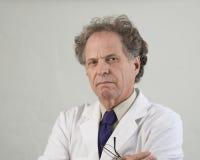 Senior medical Doctor stock photos