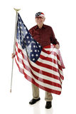 Senior Patriot Stock Images