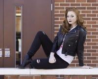 Senior Photography, Model, Portrait Stock Images