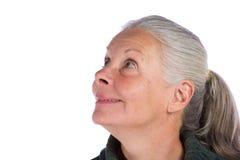 Senior portrait Royalty Free Stock Photo