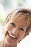 Senior Portrait Of A Woman Royalty Free Stock Photos