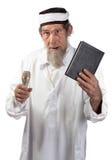 Senior preacher Royalty Free Stock Image