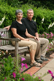 Senior Retired Couple Stock Images