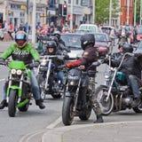 Senior Riders Stock Images