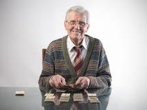 Senior's lifestyle Stock Images