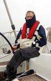 Senior sailor Royalty Free Stock Image