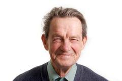 Senior Smile Royalty Free Stock Image