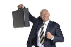 Senior success Stock Photos