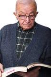 Senior teacher  portrait Royalty Free Stock Photo