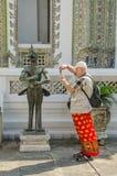 Bangkok, Thailand -  Royal Palace Complex Royalty Free Stock Image