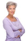 Senior woman Royalty Free Stock Photos