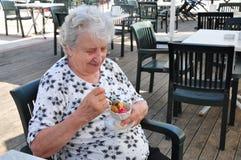 Senior woman Stock Images