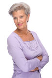 Senior woman Royalty Free Stock Photo