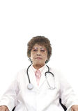 Senior woman doctor Royalty Free Stock Image
