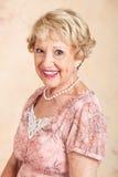 Senior Woman - Natural Beauty Royalty Free Stock Photos