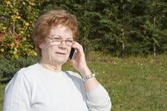Senior Royalty Free Stock Images