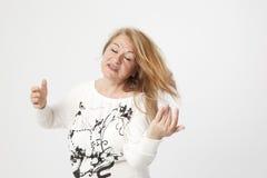 Senior woman portait Royalty Free Stock Photo