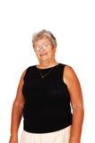 Senior woman portrait. Stock Images