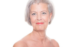 Senior woman Royalty Free Stock Image