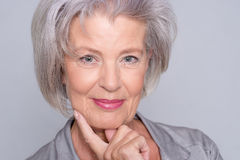 Senior woman Stock Images