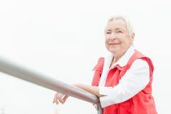Senior woman Royalty Free Stock Image